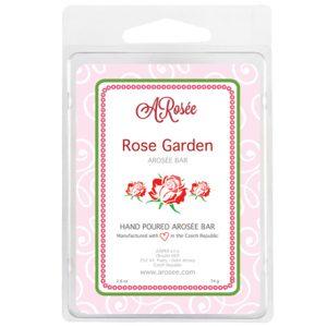 Vonný vosk do aromalampy s vůní červené růže