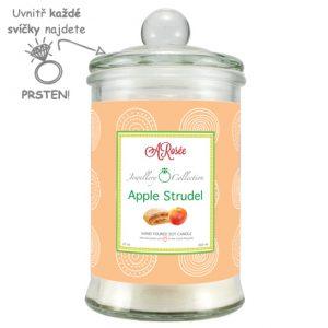 Vonná svíčka Apple Strudel