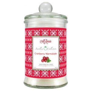 "Vonná svíčka ARosée JC ""Cranberry Marmalade"""
