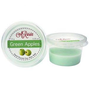 Vonný vosk ARosée Mini Bar Green Apples s vůní zeleného jablka