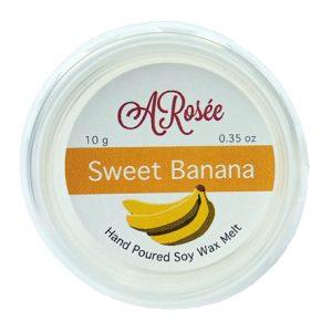 Vonný vosk ARosée Mini Bar Sweet Banana s vůní sladkého banánu