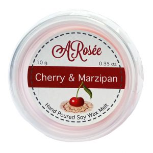 Vonný vosk ARosée Mini Bar Cherry & Marzipan s vůní višní a marcipánu