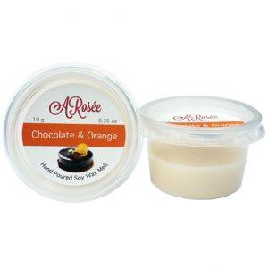 Vonný vosk ARosée Mini Bar Chocolate & Orange s vůní čokolády a pomeranče