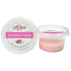 Vonný vosk ARosée Mini Bar Strawberry Jogurt s vůní jahodovéhojogurtu